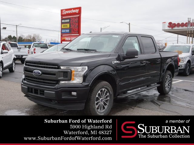 2018 F-150 SuperCrew Cab 4x4,  Pickup #IXX4133 - photo 1