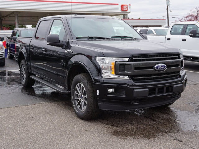 2018 F-150 SuperCrew Cab 4x4,  Pickup #IXX4133 - photo 4