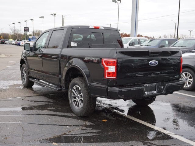 2018 F-150 SuperCrew Cab 4x4,  Pickup #IXX4133 - photo 2