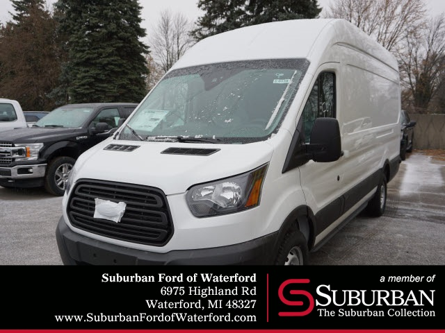 2019 Transit 350 High Roof 4x2,  Empty Cargo Van #IZZ0138 - photo 1