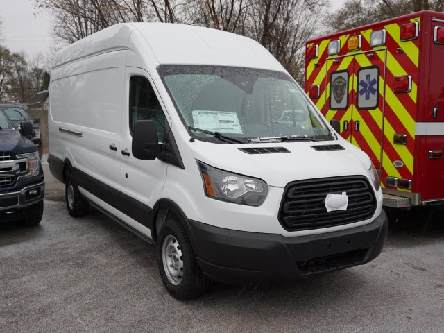 2019 Transit 350 High Roof 4x2,  Empty Cargo Van #IZZ0138 - photo 4
