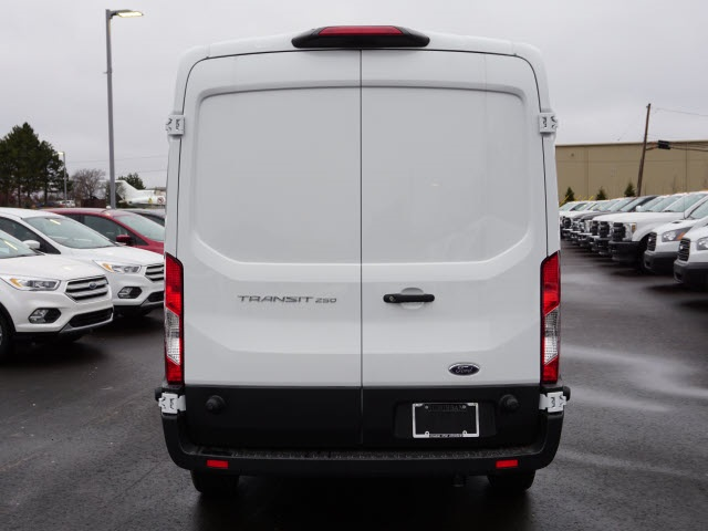 2019 Transit 250 Med Roof 4x2,  Empty Cargo Van #IZZ0140 - photo 7