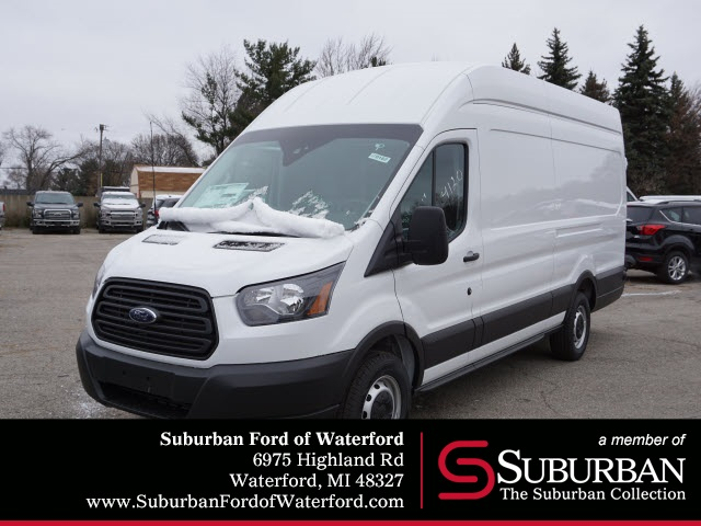2019 Transit 350 High Roof 4x2,  Empty Cargo Van #IZZ0162 - photo 1