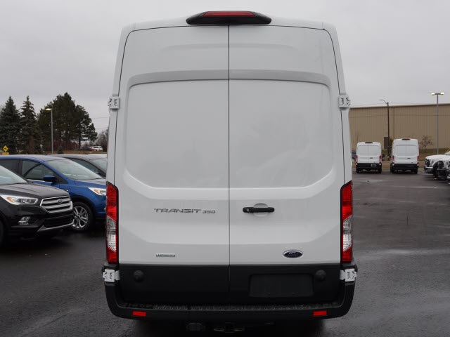 2019 Transit 350 High Roof 4x2,  Empty Cargo Van #IZZ0178 - photo 9