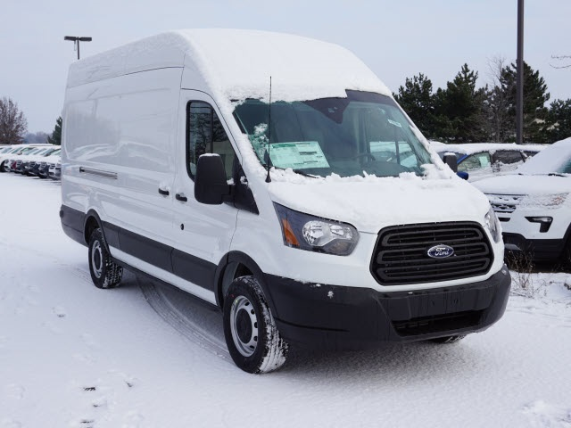 2019 Transit 350 High Roof 4x2,  Empty Cargo Van #IZZ0180 - photo 4
