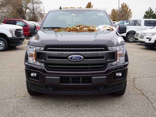 2019 F-150 SuperCrew Cab 4x4,  Pickup #IZZ0298 - photo 3