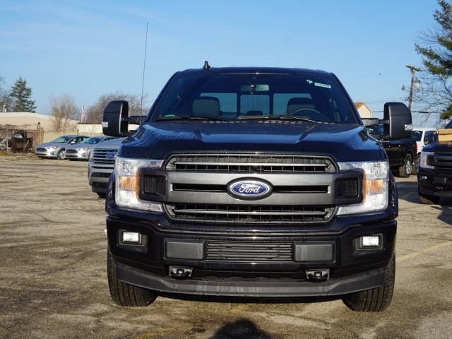 2019 F-150 SuperCrew Cab 4x4,  Pickup #IZZ0350 - photo 3