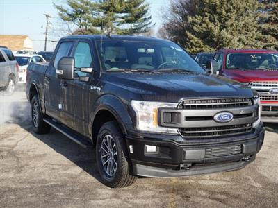 2019 F-150 SuperCrew Cab 4x4,  Pickup #IZZ0350 - photo 4