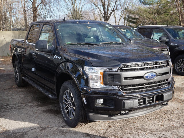 2019 F-150 SuperCrew Cab 4x4,  Pickup #IZZ0396 - photo 4
