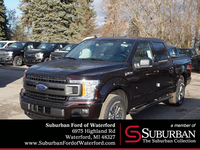 2019 F-150 SuperCrew Cab 4x4,  Pickup #IZZ0537 - photo 1