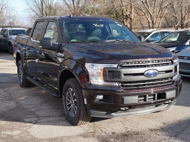 2019 F-150 SuperCrew Cab 4x4,  Pickup #IZZ0537 - photo 4