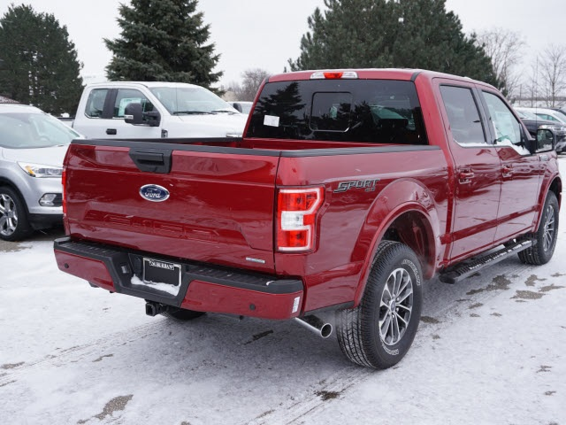 2019 F-150 SuperCrew Cab 4x4,  Pickup #IZZ0572 - photo 6