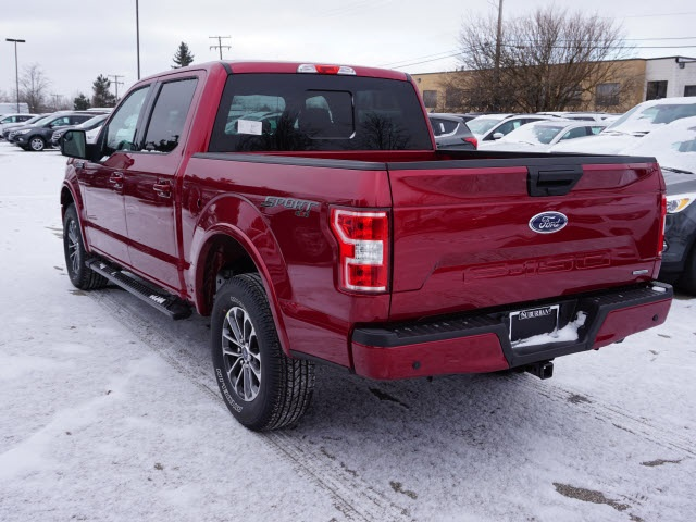 2019 F-150 SuperCrew Cab 4x4,  Pickup #IZZ0572 - photo 2