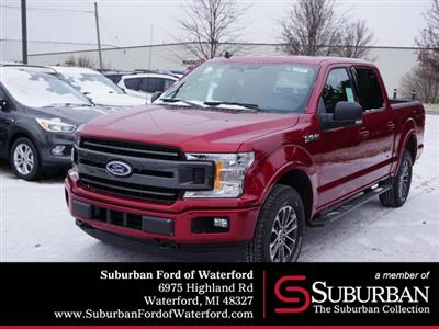 2019 F-150 SuperCrew Cab 4x4,  Pickup #IZZ0572 - photo 1