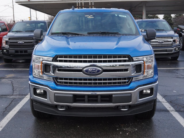 2019 F-150 SuperCrew Cab 4x4,  Pickup #IZZ0616 - photo 3