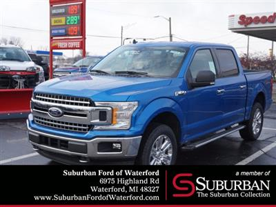 2019 F-150 SuperCrew Cab 4x4,  Pickup #IZZ0616 - photo 1