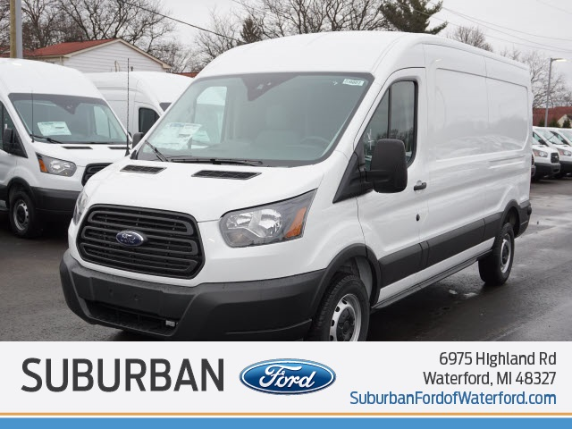2019 Transit 250 Med Roof 4x2,  Empty Cargo Van #IZZ0807 - photo 1