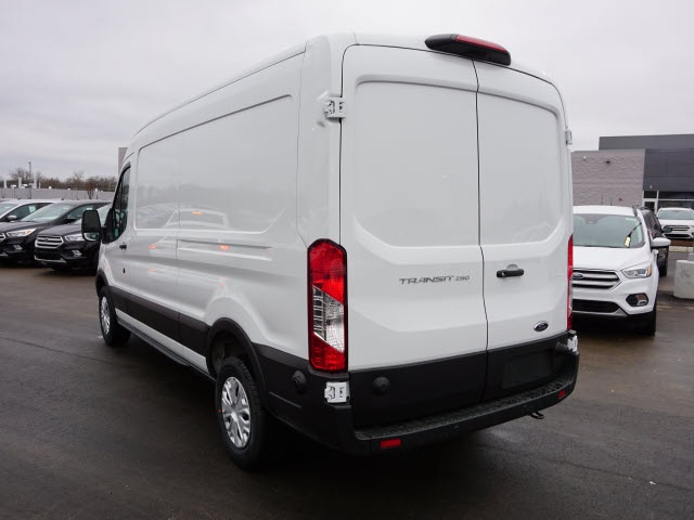 2019 Transit 250 Med Roof 4x2,  Empty Cargo Van #IZZ0808 - photo 2