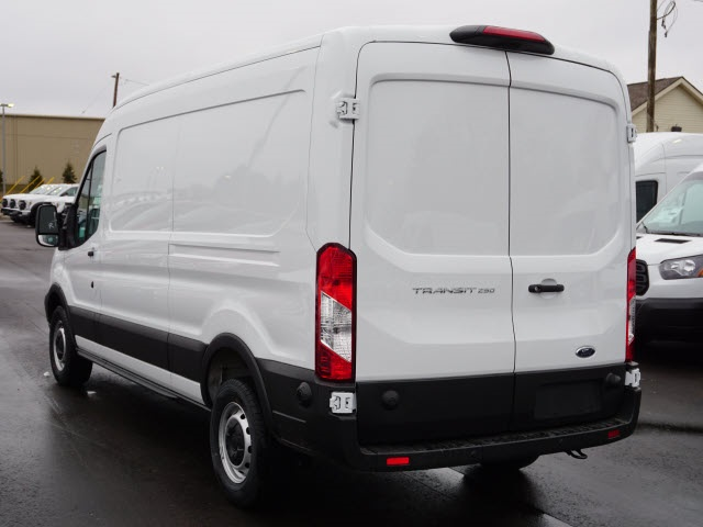 2019 Transit 250 Med Roof 4x2,  Empty Cargo Van #IZZ0809 - photo 2