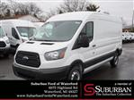 2019 Transit 250 Med Roof 4x2,  Empty Cargo Van #IZZ0809 - photo 1