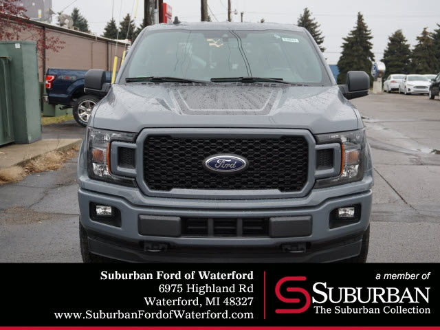 2019 F-150 SuperCrew Cab 4x4,  Pickup #IZZ0841 - photo 1