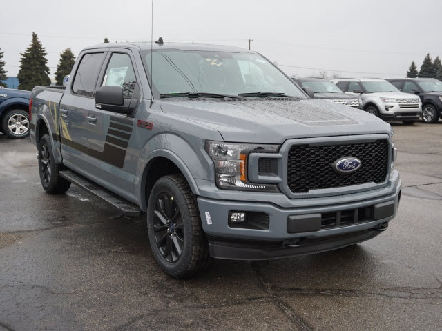 2019 F-150 SuperCrew Cab 4x4,  Pickup #IZZ0841 - photo 3
