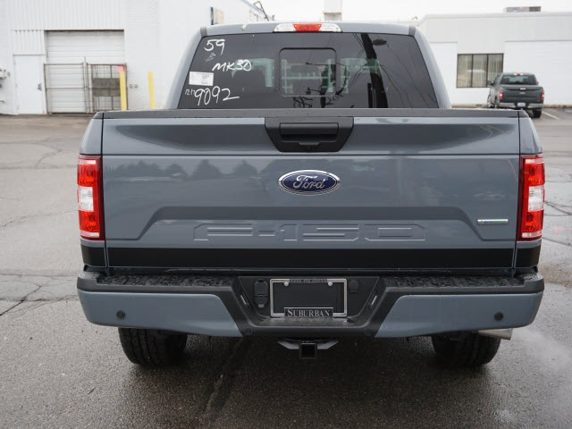 2019 F-150 SuperCrew Cab 4x4,  Pickup #IZZ0841 - photo 5