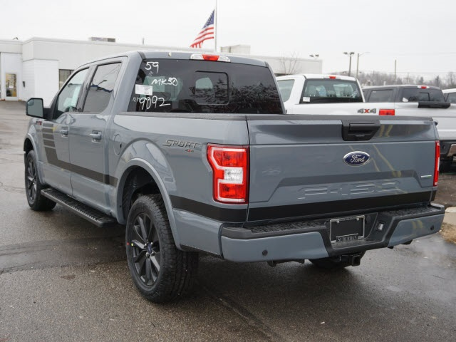 2019 F-150 SuperCrew Cab 4x4,  Pickup #IZZ0841 - photo 2