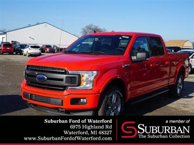 2019 F-150 SuperCrew Cab 4x4,  Pickup #IZZ0852 - photo 1