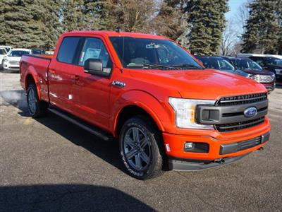 2019 F-150 SuperCrew Cab 4x4,  Pickup #IZZ0852 - photo 4