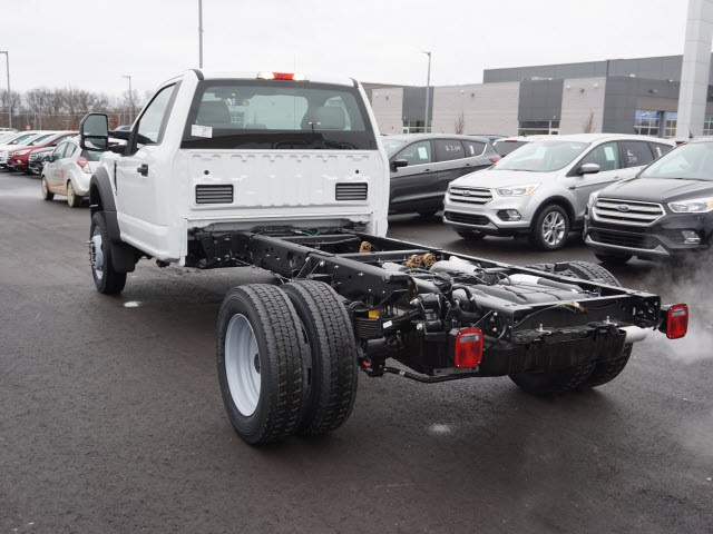 2019 F-550 Regular Cab DRW 4x2,  Cab Chassis #IZZ0854 - photo 1