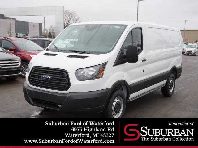 2019 Transit 250 Low Roof 4x2,  Empty Cargo Van #IZZ0921 - photo 1