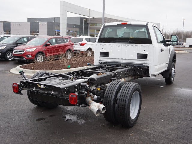 2019 F-550 Regular Cab DRW 4x2,  Cab Chassis #IZZ1043 - photo 7