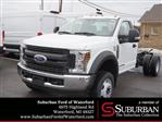 2019 F-550 Regular Cab DRW 4x2,  Cab Chassis #IZZ1043 - photo 1