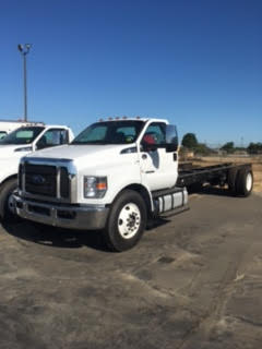 2017 F-650 Regular Cab Cab Chassis #17220 - photo 1