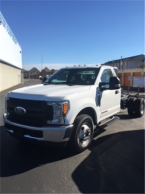 2017 F-350 Regular Cab DRW Cab Chassis #17371 - photo 1