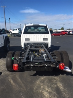 2017 F-350 Regular Cab DRW Cab Chassis #17371 - photo 2