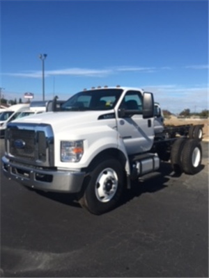 2017 F-650 Regular Cab Cab Chassis #17400 - photo 1