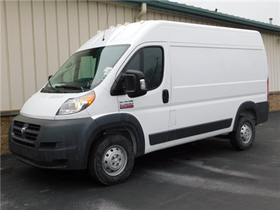 2018 ProMaster 2500 High Roof FWD,  Empty Cargo Van #18173 - photo 1