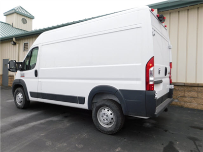 2018 ProMaster 2500 High Roof FWD,  Empty Cargo Van #18173 - photo 2