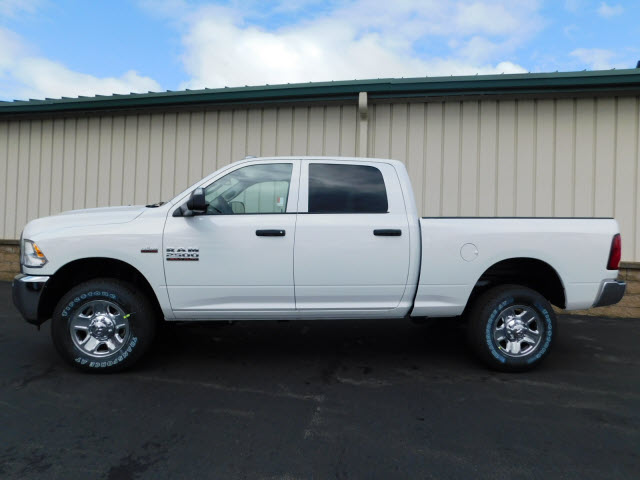 2018 Ram 2500 Crew Cab 4x4,  Pickup #18569 - photo 4