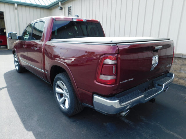 2019 Ram 1500 Crew Cab 4x4,  Pickup #18603 - photo 2