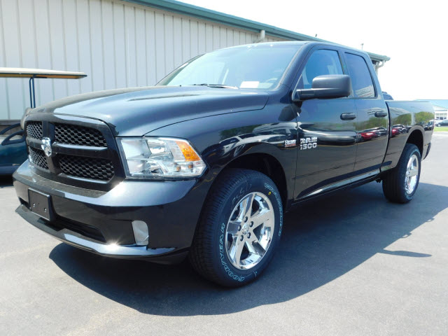 2018 Ram 1500 Quad Cab 4x4,  Pickup #18657 - photo 1