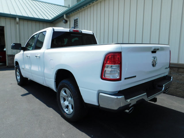 2019 Ram 1500 Quad Cab 4x4,  Pickup #18693 - photo 2