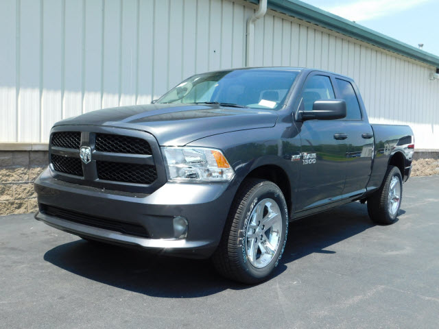 2018 Ram 1500 Quad Cab 4x4,  Pickup #18702 - photo 1