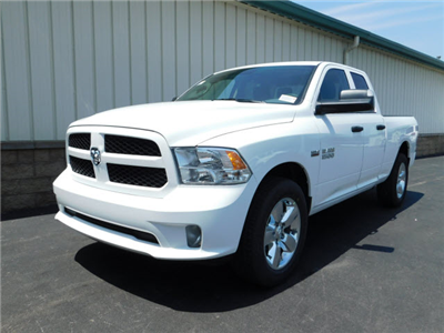 2018 Ram 1500 Quad Cab 4x4,  Pickup #18726 - photo 1