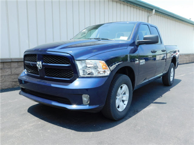 2018 Ram 1500 Quad Cab 4x4,  Pickup #18729 - photo 1