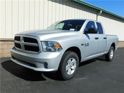 2018 Ram 1500 Quad Cab 4x4,  Pickup #18730 - photo 1