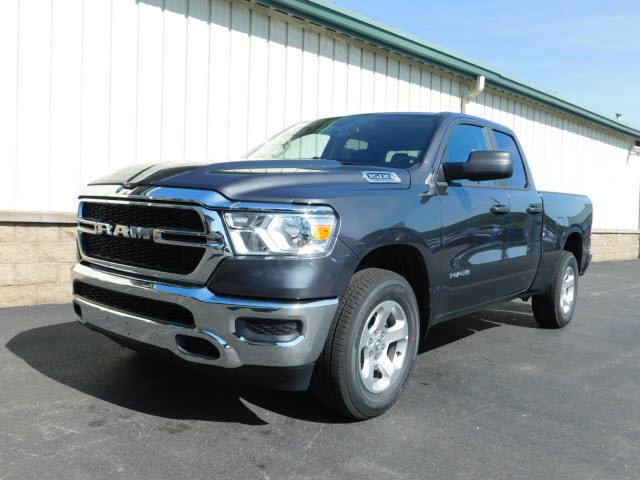 2019 Ram 1500 Quad Cab 4x4,  Pickup #18750 - photo 1