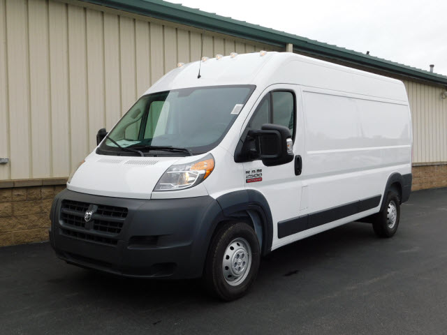 2018 ProMaster 2500 High Roof FWD,  Empty Cargo Van #18885 - photo 1